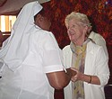 marys golden jubilee greeting a friend.jpg