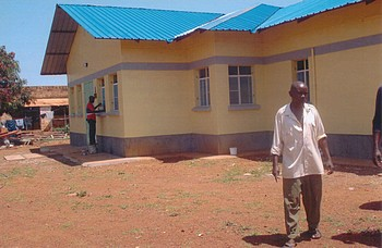 New Hospital in Wau