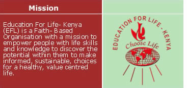 EFL Mission and Logo