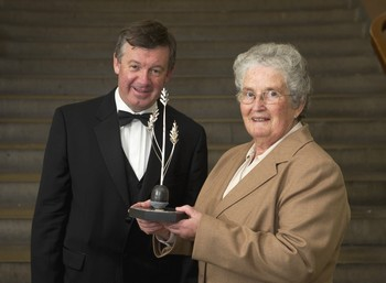 2011 awards president presenting sr miriam duggan with her award opt.jpg